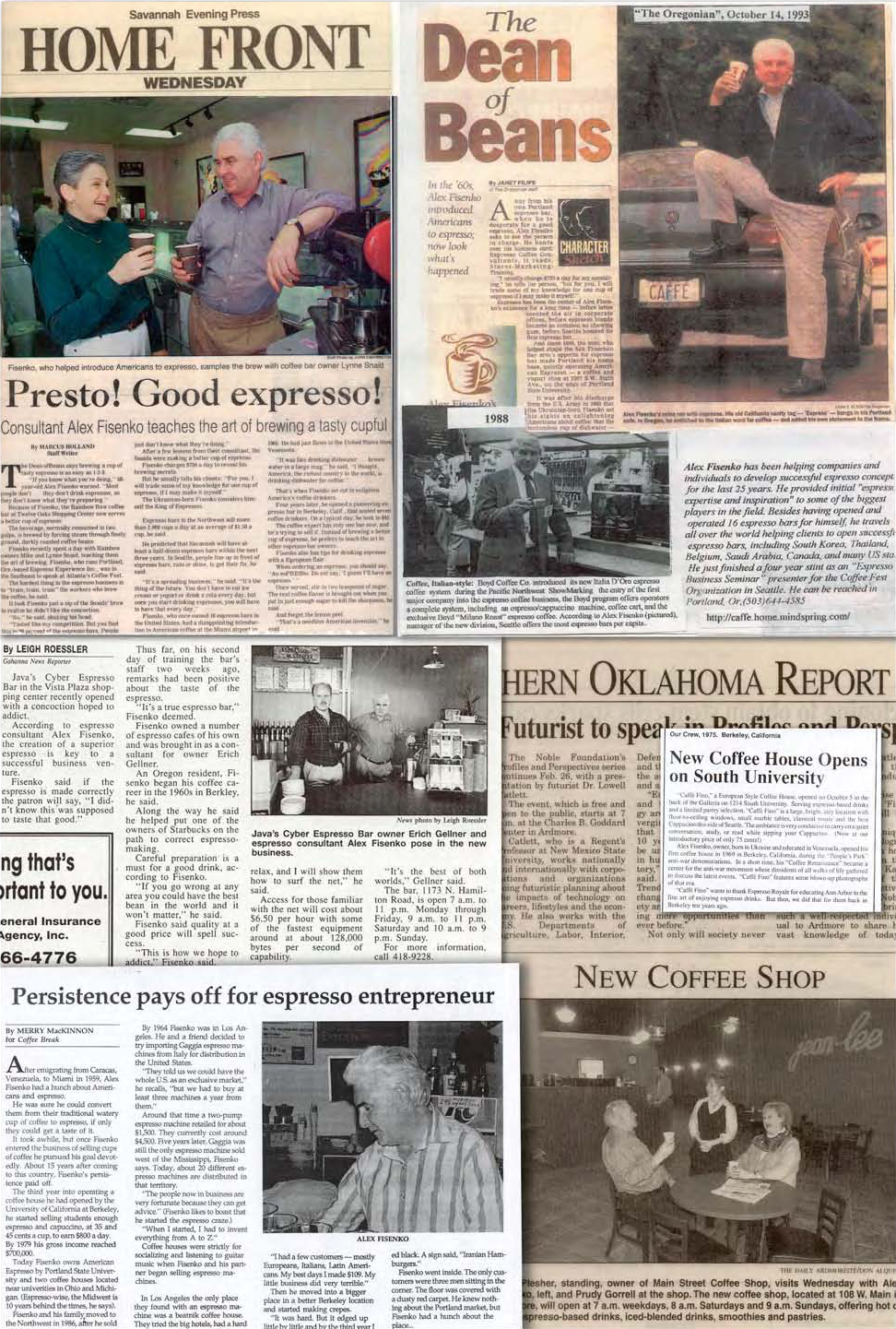 Collage Of Newspaper Articles - huguimgs